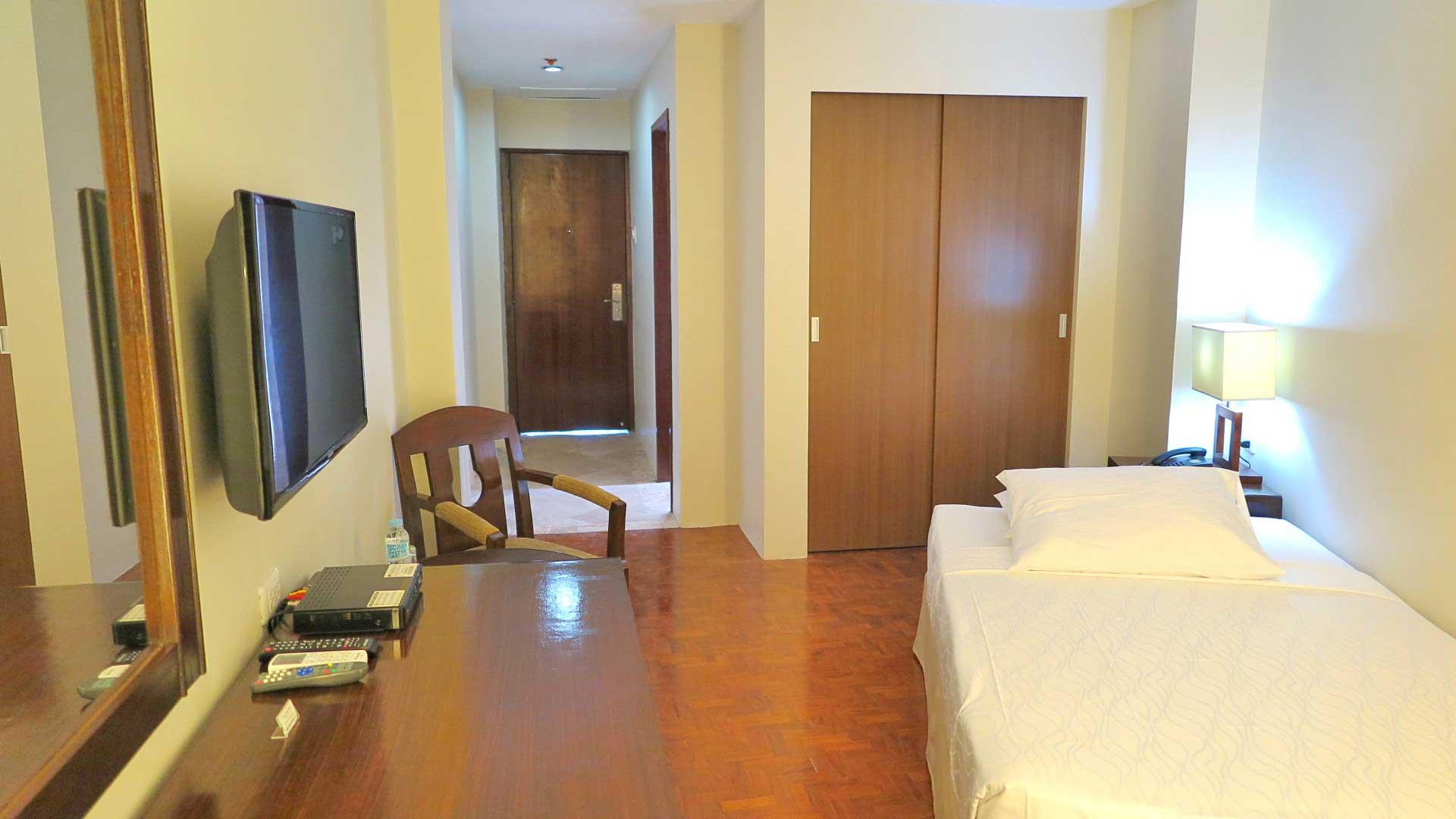 Cebu Century Hotel Family Room